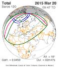 NASA - Eclipses During 2015