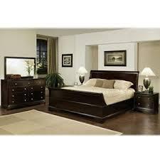 espresso queen bedroom set nebraska furniture mart abbyson living 5 piece california king