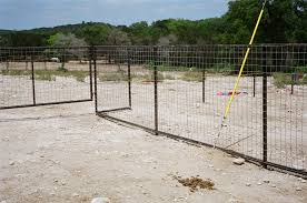 a cow panel fence barbed wire design u0026 ideas