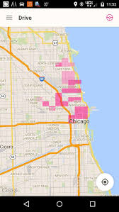 Chicago Area Code Map by Lyft U0027s Heat Maps Vs Uber U0027s Surge Pricing Who Wins
