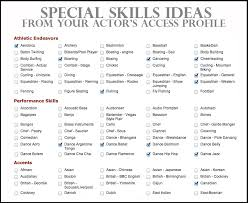 Best Skills For Resume by Skill Based Resume Srpa Co