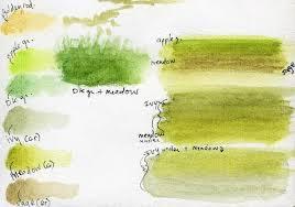spring watercolor watercolor pencil sketches u201d 5 12 09 mary