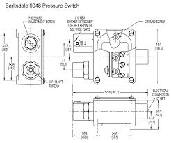 barksdale 9048 sealed piston pressure switch 9048 2