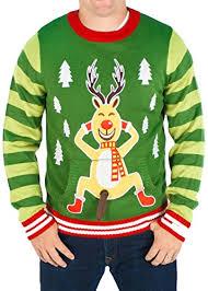 frisky rudolph sweater sweaters
