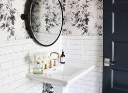 bathroom wallpaper ideas bathroom wallpaper realie org