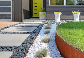 yard design contemporary landscaping ideas for small front yard design with