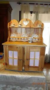 how to make easy pallet dining room hutch dining room hutch