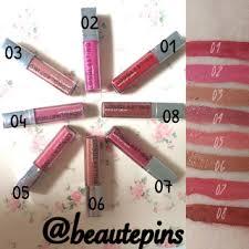 Lipstik Lt Pro Lip lt pro longlasting matte lip 04 update harga terkini