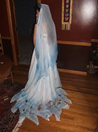 Corpse Bride Costume Corpse Bride Costume Almost Finished The Veil And Dress A