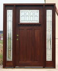 Exterior Door With Side Lights Front Entry Door With Sidelights And Transom Front Door With