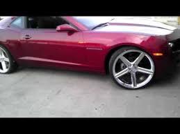chevy camaro 24 inch rims 24 irocs on 2011 camaro