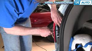 how to install replace taillight dodge caravan chrysler town and