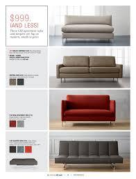 Cb2 Avec Sofa Review Sofas Center Leather Sofa Lenyx Reviewscb2 Reviews Unbelievable