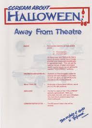 halloween cinema advertising guide uk