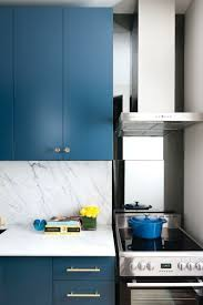 Blue Cabinets Kitchen by 351 Best Small Space Kitchen Images On Pinterest Kitchen