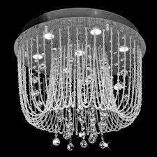 Modern Crystal Chandeliers Sparkling And Elegant Modern Crystal Chandelier Designs Homaeni Com
