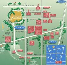 frisco map starwood frisco frisco tx luxury homes