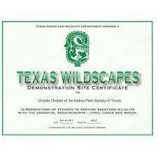 native plant society welcome uvalde chapter of npsot