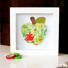 Apple Home Decor Doodlebug Design Inc Blog Smash Up Challenge Apple Home Decor By