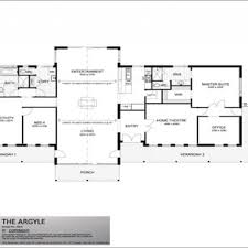5 bedroom single story house plans 5 bedroom house plans great picture home office new at 5 5