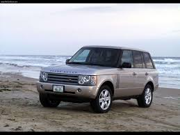 range rover front land rover range rover 2003 picture 2 of 30