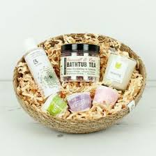 Bath Gift Basket Eco Gift Sets For Him And For Her Ethical Gift Sets