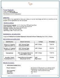 best resume format download resume format and resume