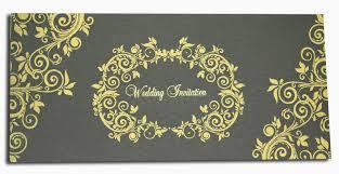 traditional indian wedding invitations traditional indian wedding invitation on dull green ssc3g