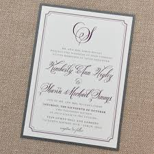 simple wedding invitations border wedding invitation