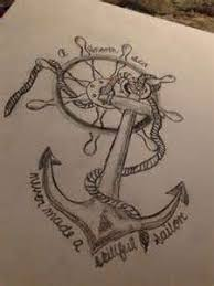anchor tattoos with quotes god in times quotes