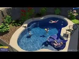 bobbi beldea full yard design by matt sauer at california pools