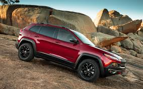 2014 jeep cherokee tires 2014 jeep cherokee trailhawk side photo on automoblog net