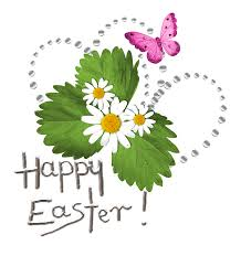 happy easter transparent text with deco png picture gallery
