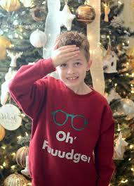 diy ugly christmas sweater craft o maniac