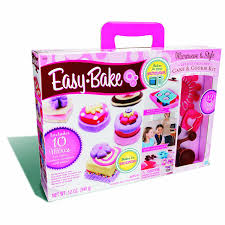 amazon com easy bake microwave and style deluxe delights toys