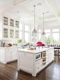 Kitchen Cabinets Shaker Style White Captivating Shaker Kitchen Style Featuring White Color Wooden