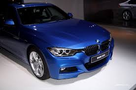 modified bmw 3 series malaysia motoring news 2012 bmw 3 series f30 m sport photos and