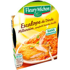 plat cuisiné fleury michon plats cuisinés recherche de partenaire espaceagro