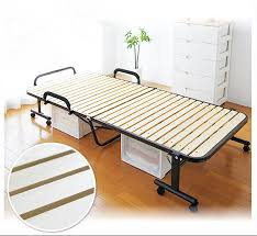 Folding Bed Frame Ikea Aliexpress Com Buy Japanese Tatami Metal Folding Bed Frame With