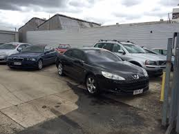 peugeot 406 coupe black curbside capsule 2006 u2013 2010 peugeot 407 coupe u2013 polarizing pug