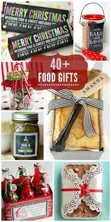 diy food gift ideas for christmas or for any occasion