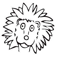 leo farbe drawn lion art coloring book colouring sheet page black
