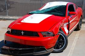 2012 laguna seca mustang for sale found on ebay crashed 2012 ford mustang 302