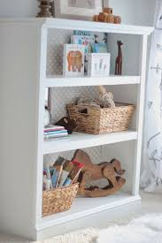 inspirational nursery bookcase ideas 32 on baskets for billy