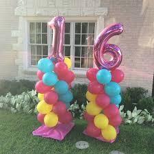 balloon delivery frisco tx 17 best decoraciones tipicas con globos images on