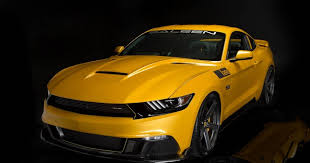 saleen ford mustang 750 horsepower saleen mustang is gunning for the hellcat ny
