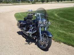 harley davidson road king custom in michigan for sale used