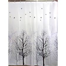 Bird Shower Curtains Tree And Bird Shower Curtain Shower Curtain Rod