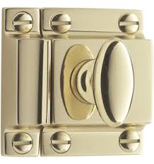Kitchen Cabinet Catches Small Oval Cupboard Latch Cupboard Solid Brass And Hardware