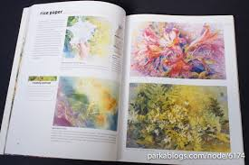 book review color harmonies paint watercolors filled with light